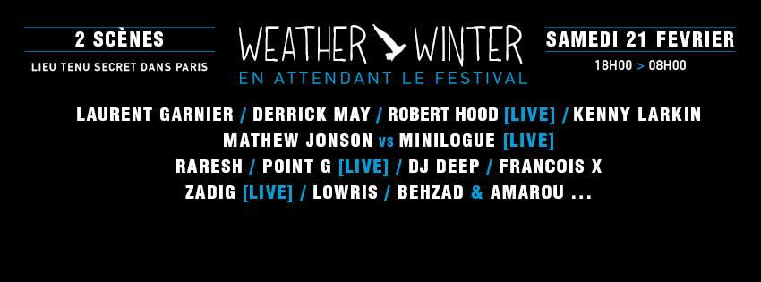 weather winter festival