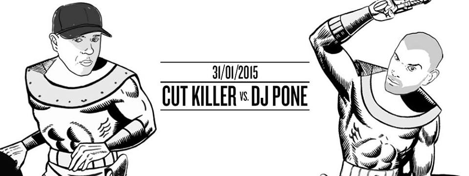 cut killer dj pone