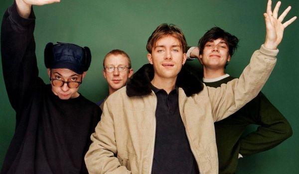 Blur groupe