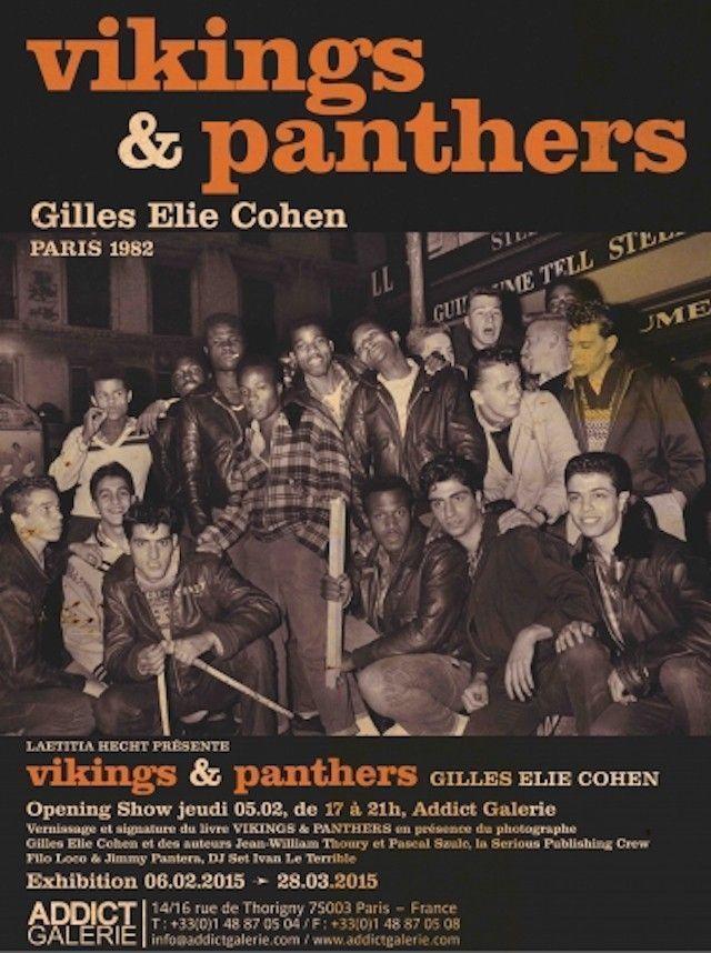 vikings-panthers-gang-paris-expo