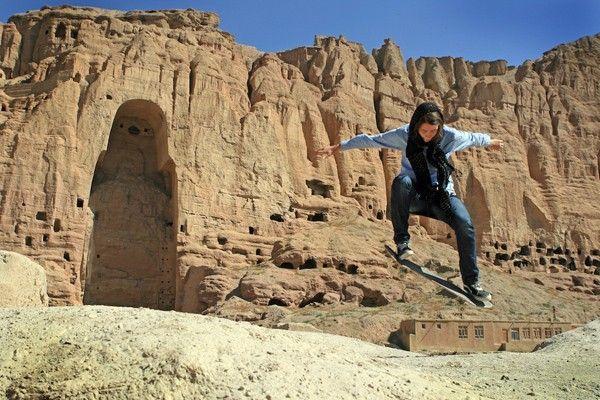 skateuses afghanes
