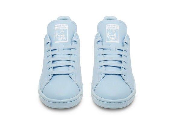 pastel bleu