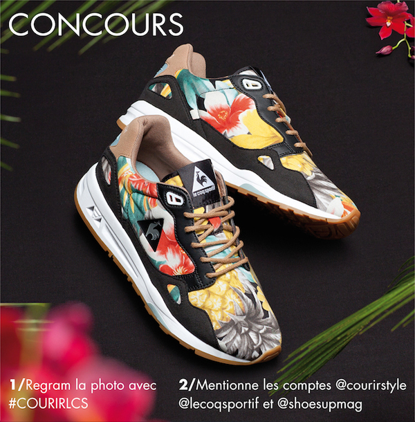 concours shoes up
