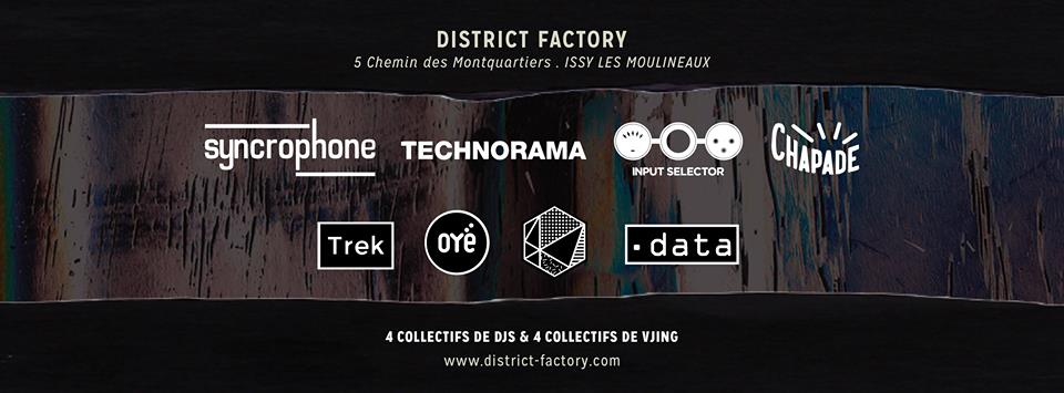 district factory