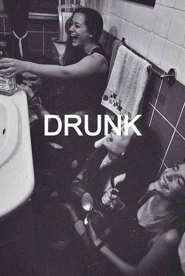drunk filles