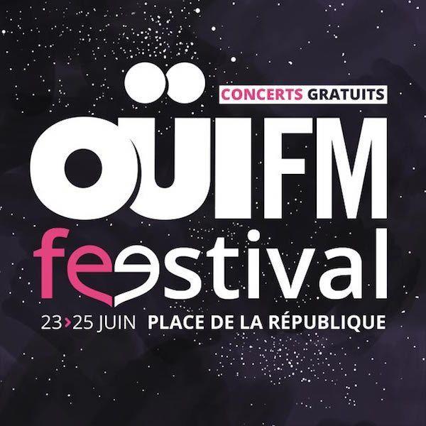 OUI FM Festival affiche