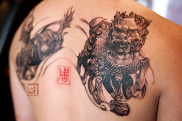 tatouage hong kong