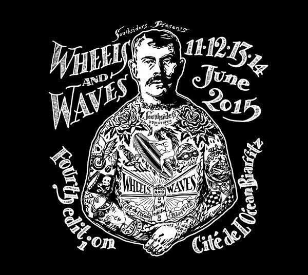 weels and waves