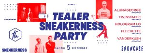 tealer party showcase