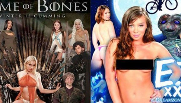 porno film culte parodie
