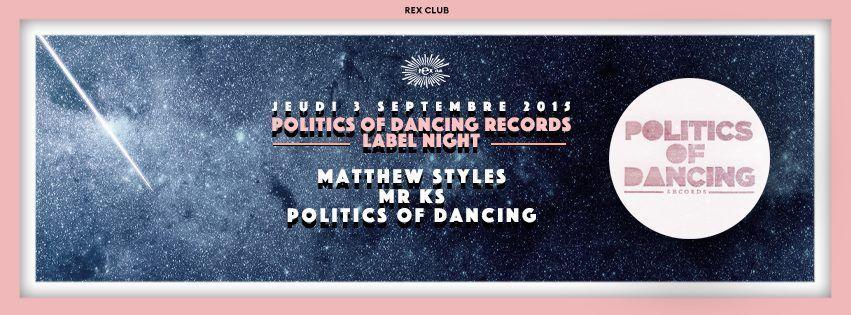 politics of dancing