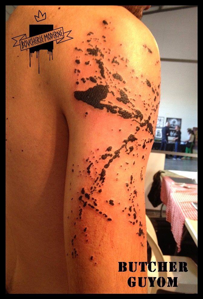 relief tatouage
