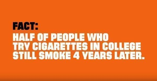 truth campagne anti cigarette