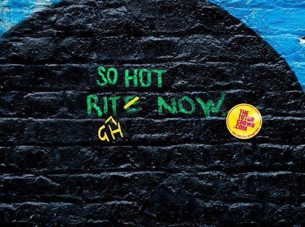 graffiti orthographe