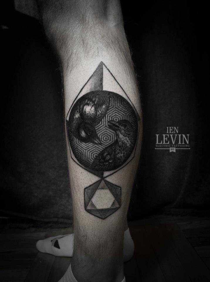 aigle tattoo
