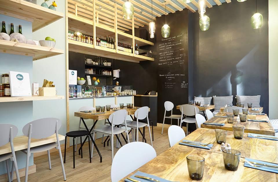 blun restaurant paris