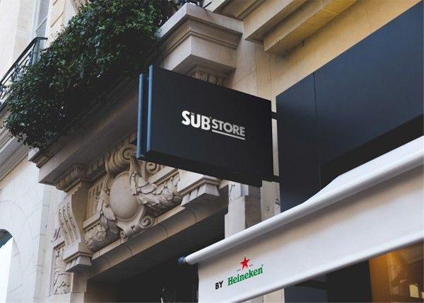 sub store heineken