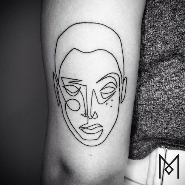tatouage figure