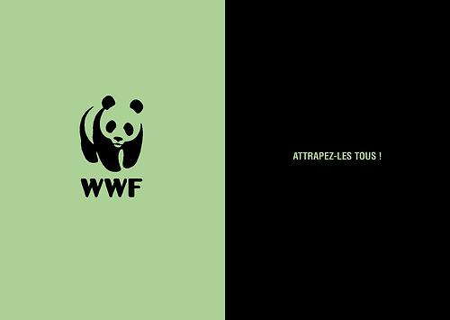 wwf slogan