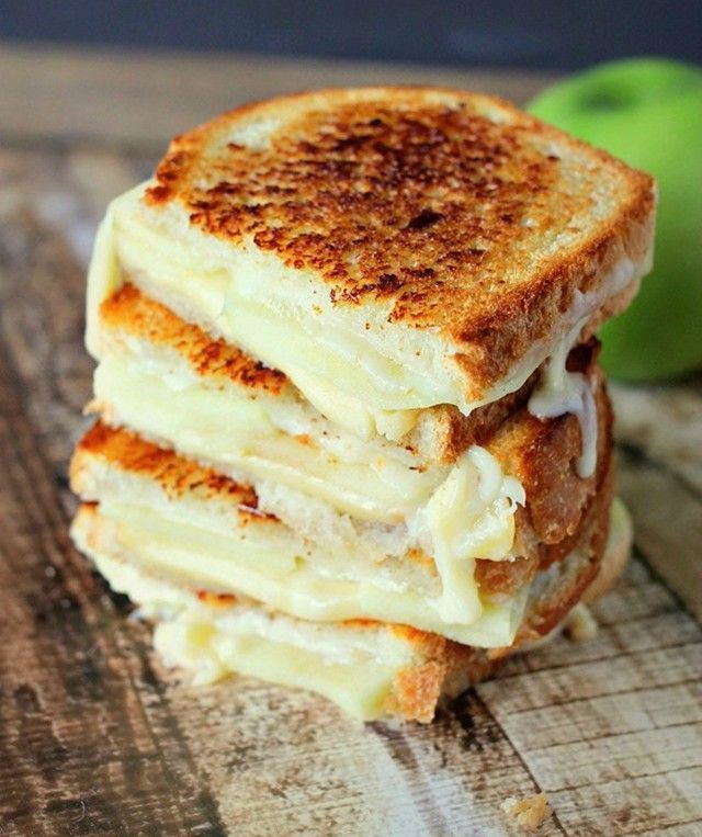 grilledsandwichgoudapomme