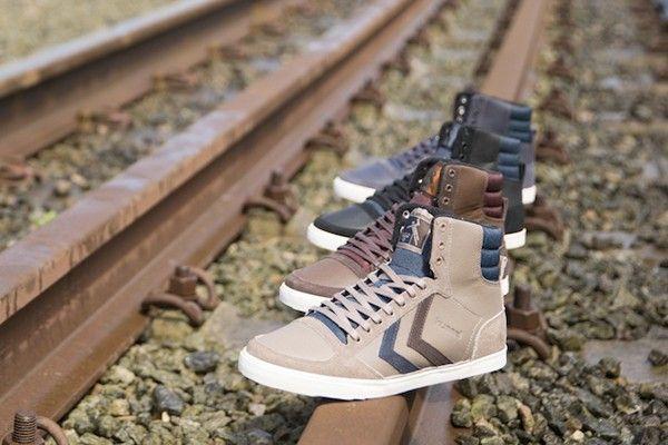 hummel shoes up