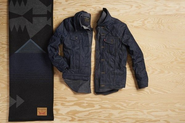 levis-x-pendleton-limited-edition-collection