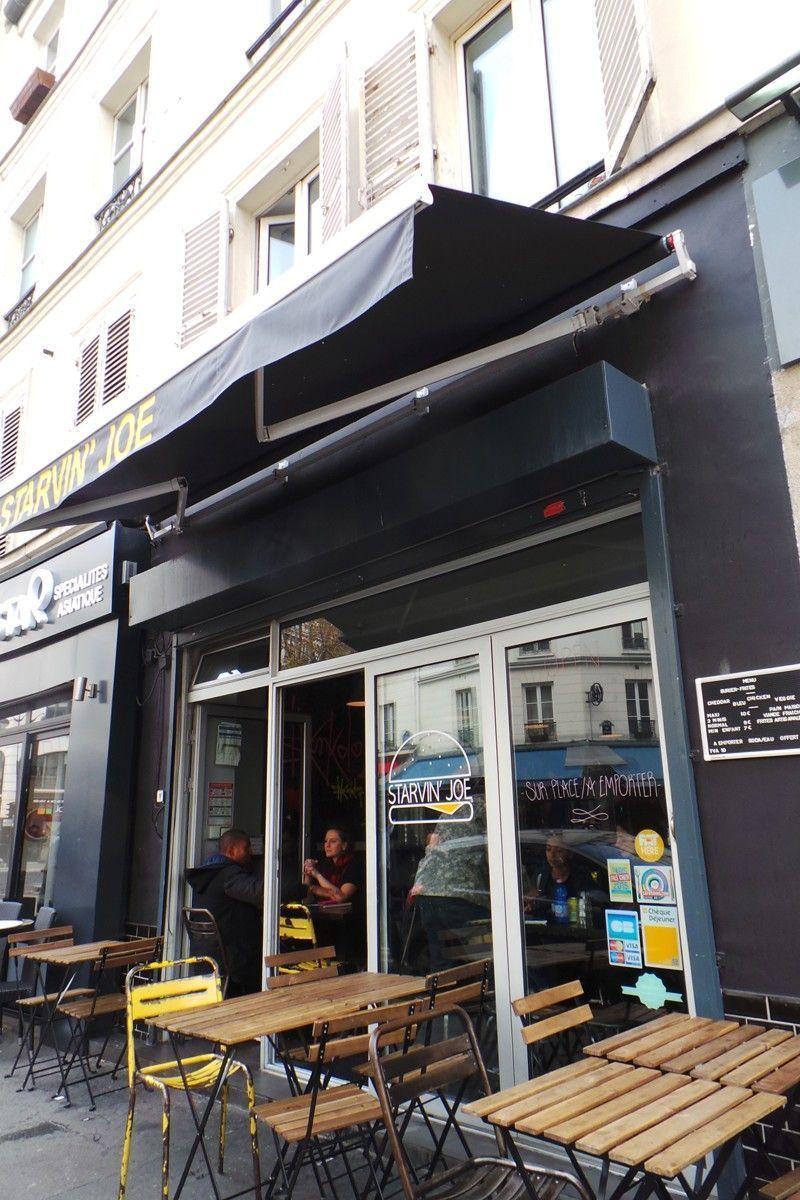 restaurant burger Paris