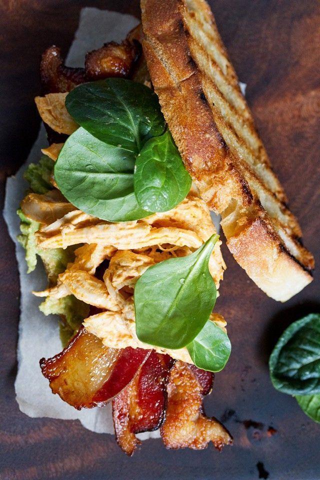 sandwichpouletbacon