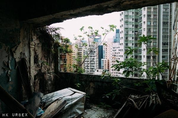 urbex hk hong kong