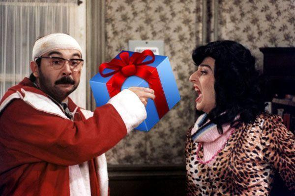 echanger les cadeaux