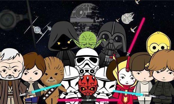 video star wars