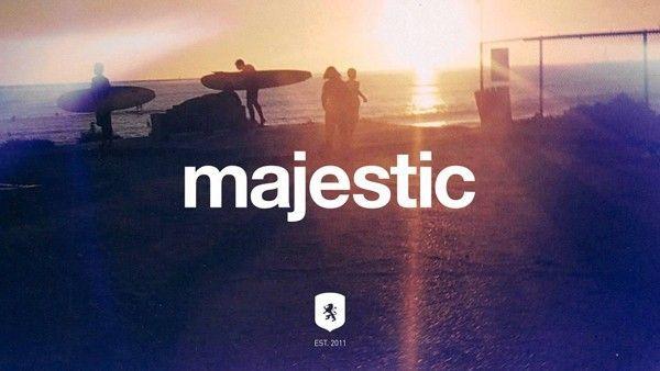 majestic youtube