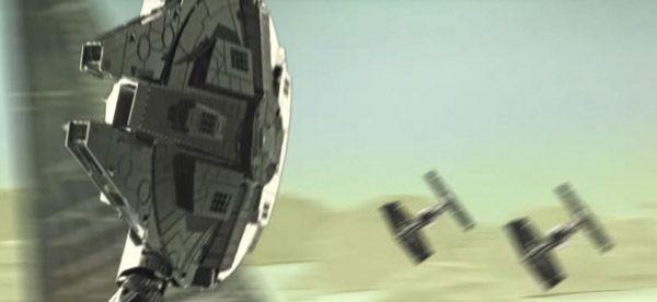 star wars jouets parodie