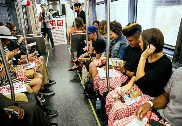 uniqlo chicago metro
