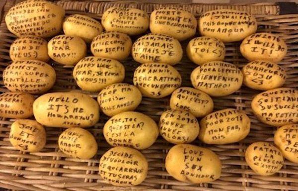la patate anonyme