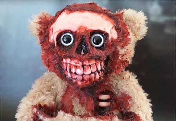 Horror Teddy Bear