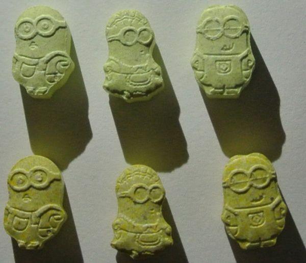 ecstasy minions