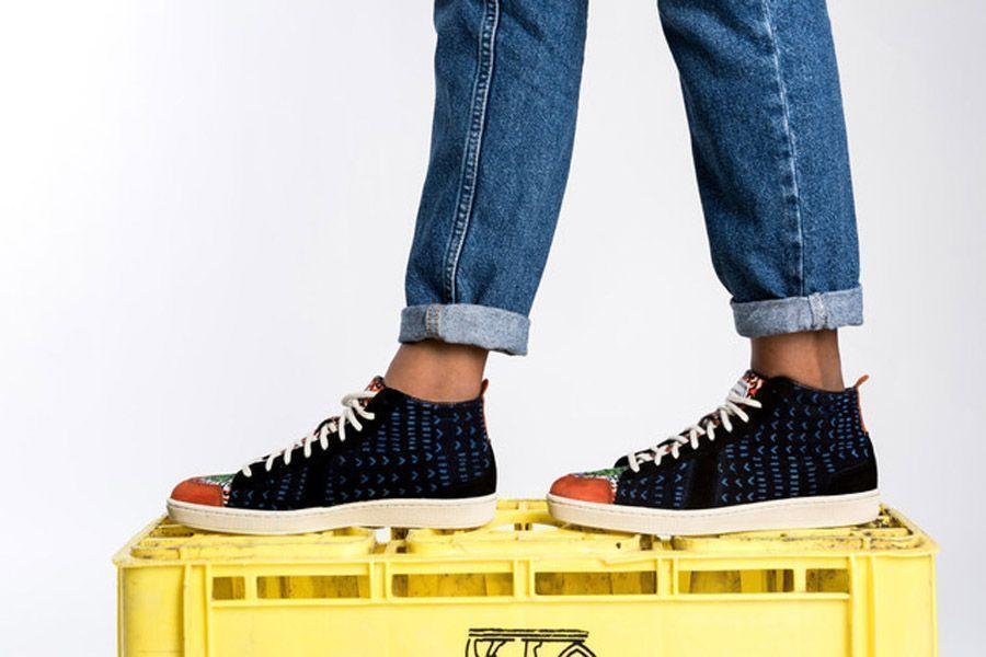 sawa wax sneakers