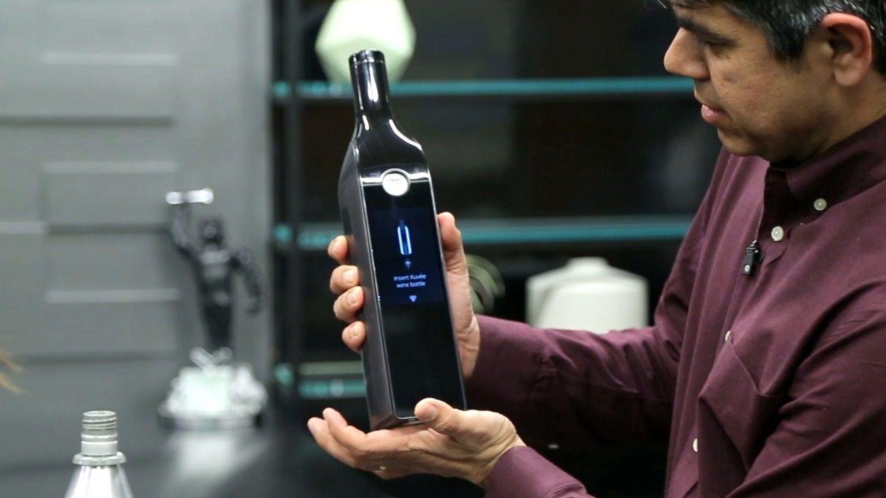 Kuvee Smart Bottle