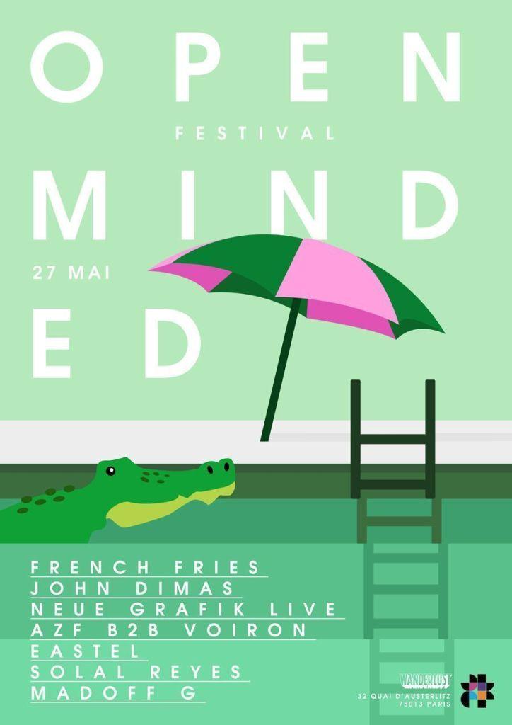 open minded festival jour 2
