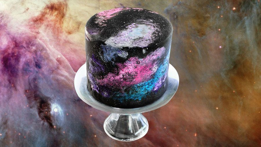 black velvet nebula