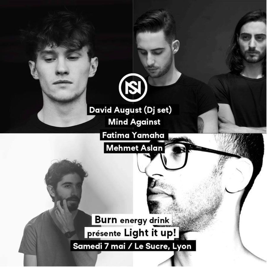 nuits sonores burn