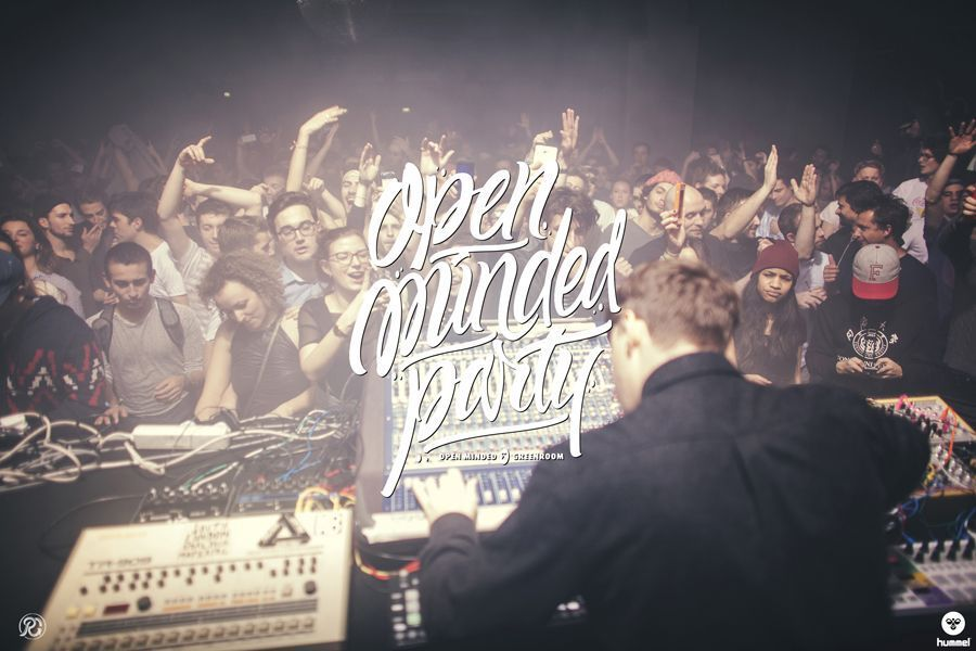 open minded party