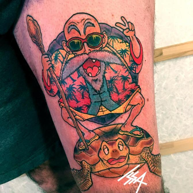 tatoo issa