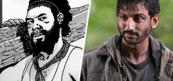 The Walking dead : mais qui est Siddiq, le nouvel arrivant ?