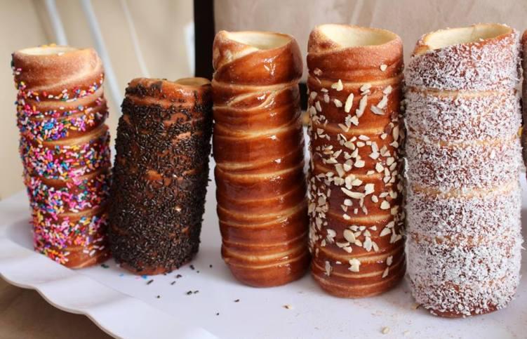 chimney cake