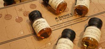 Un calendrier de l'avent whisky, le must pour affronter décembre !