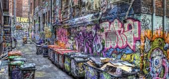 Une claque par le graff : l'impressionnant Street Art de Melbourne