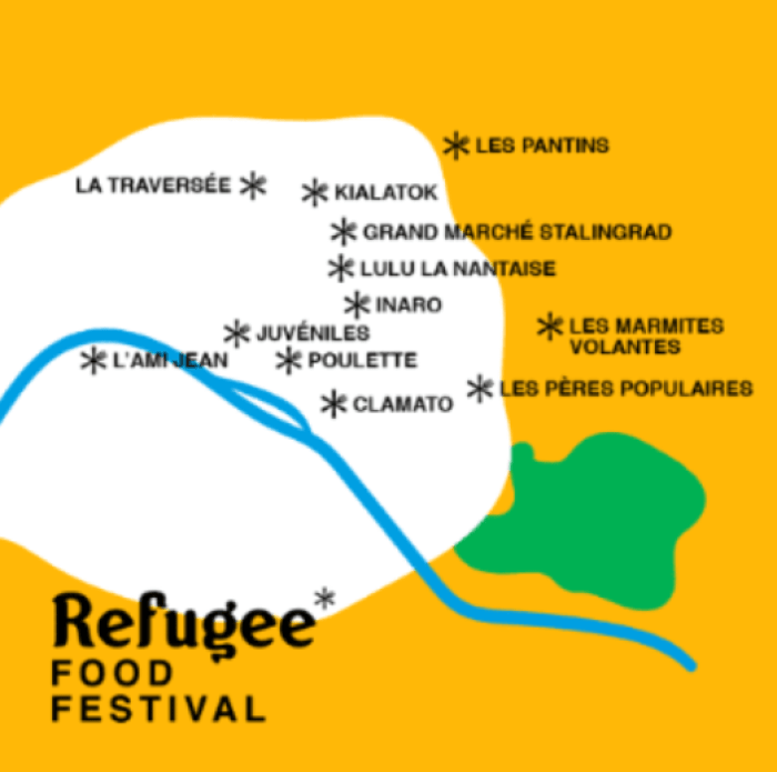 Refugee Food Festival 2