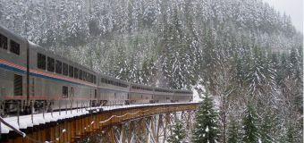 Un road trip sur la Côte Ouest des USA de prévu ? Prends le train !